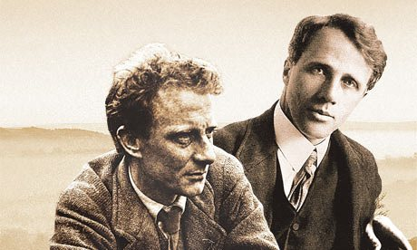 Robert Frost and Edward Thomas