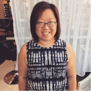 Lisa Kwong on Line PoetryPodcast