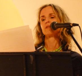 Rebecca Foust Named as Marin County PoetLaureate