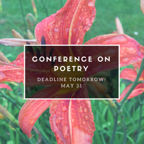 Apply to the Conference on Poetry at The FrostPlace