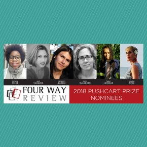 Frost Place Community Members Receive 2018 PushcartNominations
