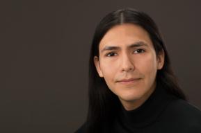 2017 Latin@ Scholar Benjamin Garcia Featured in the New EnglandReview
