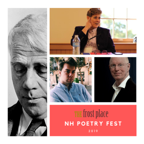 Frost Place Staff and Faculty to Participate in 2019 NH PoetryFest